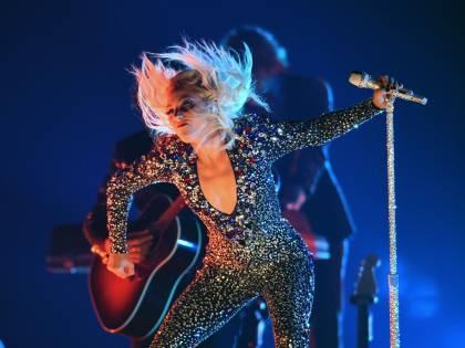 Lady Gaga ai Grammy 2019: foto