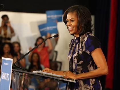 Il divertente scambio di messaggi tra Michelle Obama e la mamma