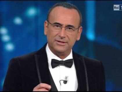 """Carlo Conti: """"Claudio Baglioni tris a Sanremo? Perché no!"""""""