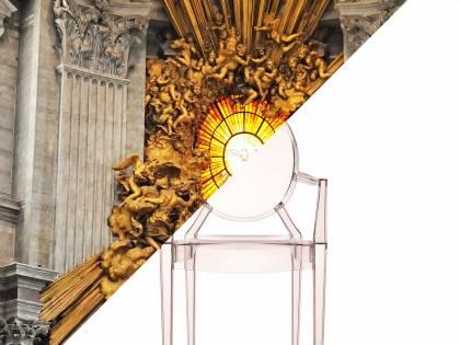 Arte e design, a Palazzo Reale mostra per i 70 anni di Kartell