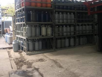 Sequestrate 2.800 bombole di gas fuori legge