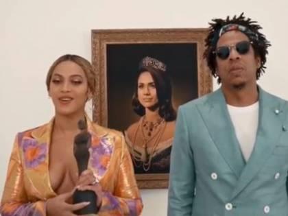 Meghan come la regina: la provocazione di Beyonce e Jay-Z