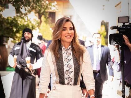 Rania di Giordania respinge le critiche e si sfoga su Facebook
