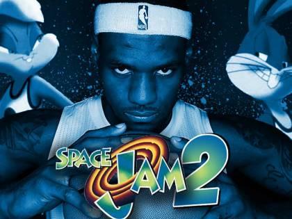 "Space Jam 2 con Lebron James nel 2021: ""Sarà epico"""