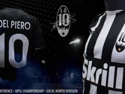 """Del Piero compra club negli Usa: """"Ecco la mia Juve a stelle e strisce"""""""