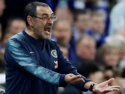 """Il Chelsea a Sarri: """"Resta ancora un anno"""". Il tecnico ha detto no, vuole la Juventus"""