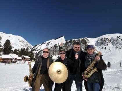 """Val di Fiemme: musica jazz, sci e """"peccati di gola"""" sulle Dolomiti"""