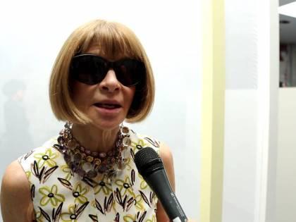 Anna Wintour in quarantena dopo Milano: sui social italiani è polemica