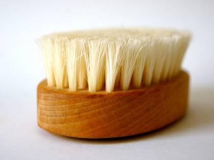 Dry Brushing: che cos'è e perché fa bene alla pelle