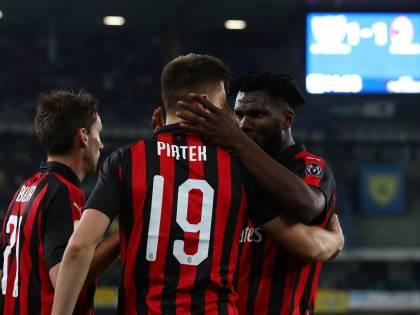 Il Milan soffre ma vince ancora: Chievo piegato 2-1