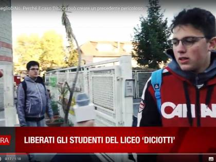 Grasso usa pure i ragazzini per mandar Salvini a processo