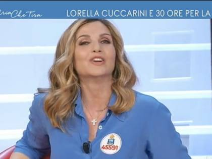 """Lorella Cuccarini contro le critiche: """"Invito i social a fare qualcosa di utile nel sociale"""""""