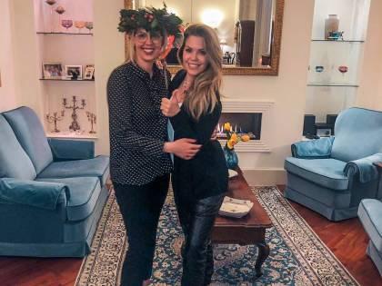 Costanza Caracciolo è orgogliosa su Instagram: la sorella Ludovica si laurea