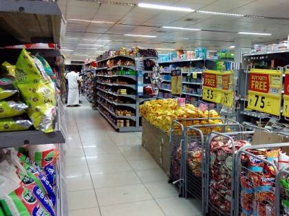 Germania, uomo si chiude nudo nel banco frigo di un supermercato