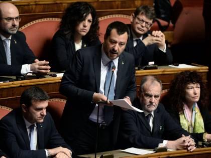 Diciotti, Salvini non andrà a processo: il Senato nega l'autorizzazione a procedere