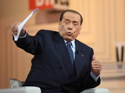 """Berlusconi: """"Tav è il simbolo della paralisi di governo, il M5S è contro la modernità e detta la linea"""""""