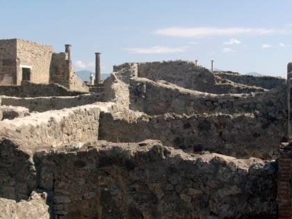 """Dagli scavi di Pompei emerge il primo """"fast food"""" dell'antichità"""