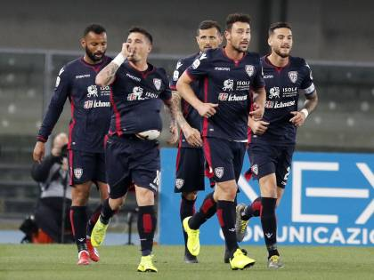 Il Cagliari cala il tris in casa del Chievo: secco 3-0 dei sardi
