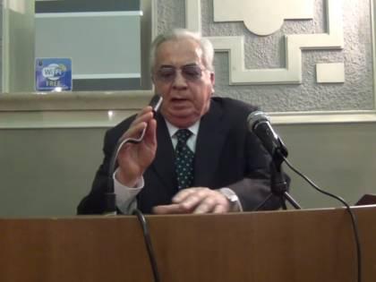 È morto l'ex senatore Giuseppe Ciarrapico