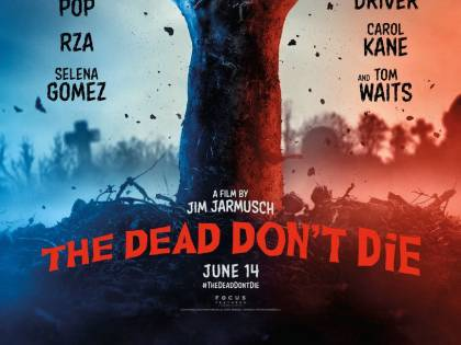 The Dead Don't Die, la zombie comedy con un super cast