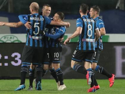 Serie A, Atalanta e Sassuolo asfaltano Bologna e Chievo