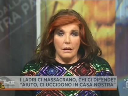 """Patrizia De Black choc a Pomeriggio5: """"Ho avuto una relazione con un prete"""""""
