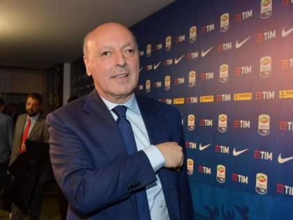 Inter, l'apertura di Marotta: ''Icardi alla Juve? Disponibili a trattare''