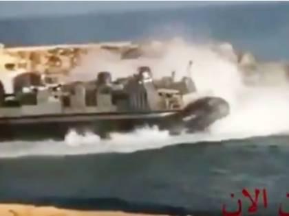 Libia, personale americano evacuato con gli hovercraft