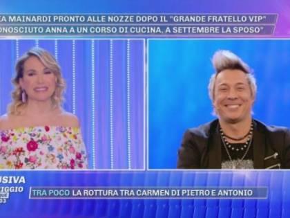 Andrea Mainardi e Anna Tripoli sposi il 12 ottobre