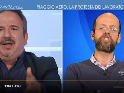 """Pensioni e Quota 100, l'economista contro Telese: """"Ipocrita, stattene zitto..."""""""