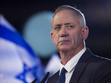 Israele, è il momento di Gantz