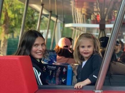 Disavventura per Bianca Balti: le figlie senza luce a Los Angeles