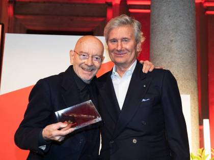 """Premio speciale alla carriera per Mario Bellini, il """"signore"""" del design"""