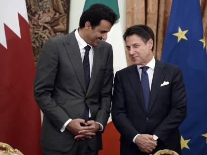 Quell'accordo tra Italia e Qatar che adesso scatena l'allarme
