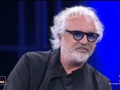 """Briatore: """"Avrei votato Salvini, ha fatto un lavoro incredibile"""""""