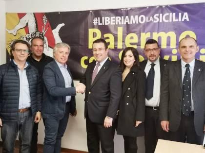 """Chiusa Sclafani, è il paese più leghista della Sicilia. """"Difendiamo i nostri territori"""""""