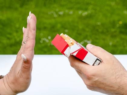 Annusare odori piacevoli riduce la voglia di sigarette