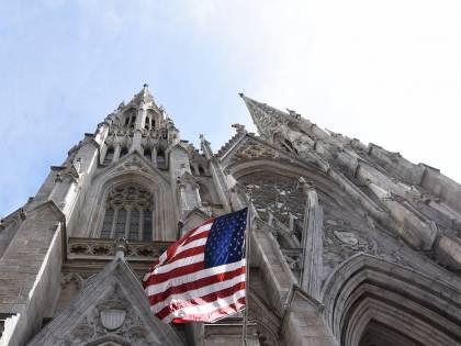 New York, il sospetto incendiario della Cattedrale aveva un biglietto di sola andata per Roma