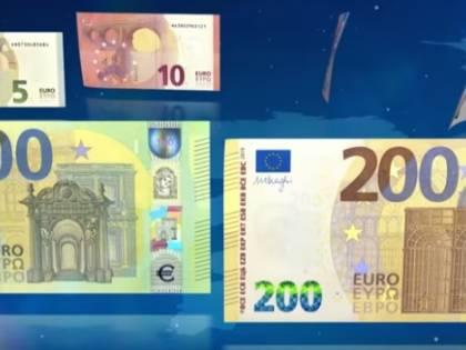 In arrivo nuove banconote da 100 e 200 euro: ecco che cosa cambia