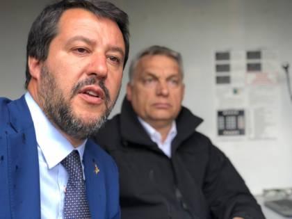 Ecco il piano Salvini-Orban per rimpatriare gli immigrati