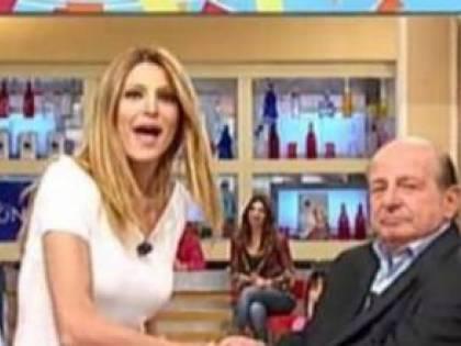 """Giancarlo Magalli tende la mano ad Adriana Volpe: """"Chiudiamo questa faccenda"""""""