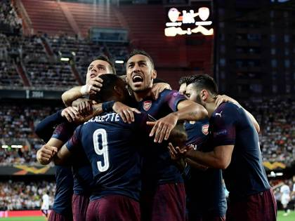 Europa League, sarà Chelsea-Arsenal in finale a Baku