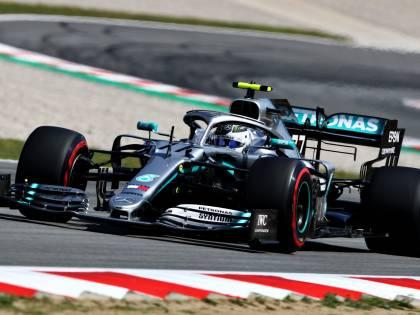 Formula 1, Gp Spagna: Bottas conquista la pole position