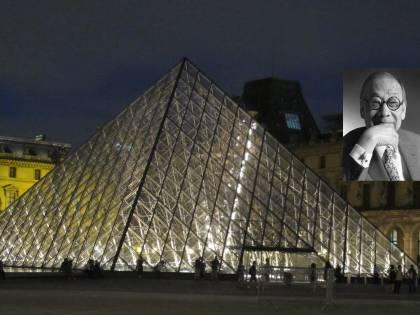 Addio a Pei, l'architetto della piramide del Louvre