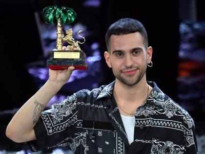 Mahmood, vincitore del Festival di Sanremo 2019