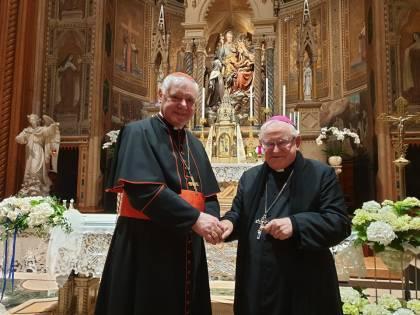 """Il cardinale Müller: """"non possiamo pregare come o con i musulmani"""""""