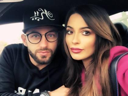 Alessia Macari litiga col marito la prima notte di nozze, ma lei smentisce