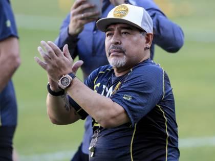 Maradona in lutto: morto il cognato 77enne affetto da Coronavirus