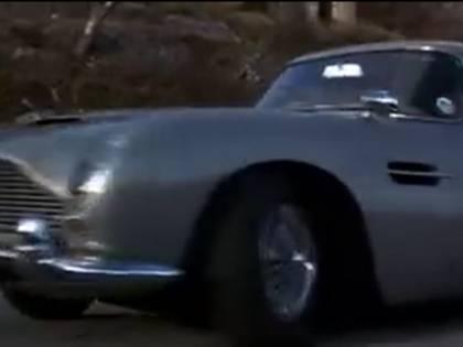 Aston Martin produrrà 25 automobili di James Bond