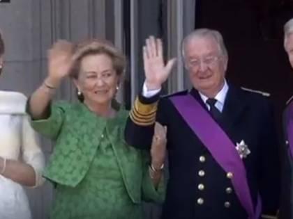 Alberto II di Belgio condannato a pagare 5mila euro al giorno a sua figlia